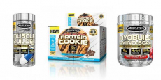 MuscleTech Protein Cookie 6-Packs Just $6.64 Shipped!