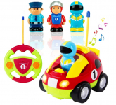 My First Cartoon R/C Race Car Toy $15.95 (REG $36.98)