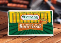 Stock-Up! Nathan's Famous Hot Dogs Just $2.62/Pack At Target!