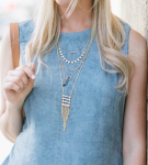 Cute Marlee Layered Necklace Only $12.99! Normally $28.50!