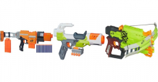 Hot Deals On Nerf Toys At Kohl's After Triple Stack! Prices Under $5!