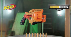 Nerf Doomlands Negotiator Blaster Just $6.88! Reg $20!!!