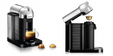 Nespresso Vertuo Espresso & Coffee Maker Machine (Refurb) Just $89.99 Shipped! (Reg $200)