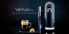 Nespresso VertuoPlus Coffee & Espresso Maker Bundle only $119.99 shipped (reg $220)