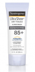 Neutrogena Ultra Sheer Dry-Touch Sunscreen $5.69 (REG $10.99)