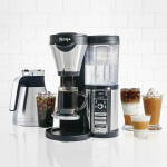 Ninja Coffee Bar Brewer + Thermal Carafe ONLY $99.99 Shipped! (Reg $200)