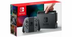 Back In Stock! Nintendo Switch System + Gray Joy Con Just $299.99 At Best Buy!