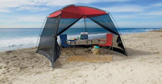Northwest Territory 10ft Screenhouse ONLY $26.99 at Kmart!