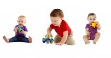 Oball Roarin' & Rollin' Baby Gift Set Just $8.00 At Walmart!