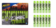 Official Nerf Zombie Strike 12-Dart Refill Pack ONLY $1.91!!!