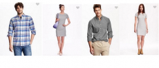 Old Navy: Get 50% Off Dresses And Shirts! Prices Starting At $12.00!