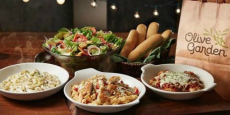 Kids Eat For Just $1.00 At Olive Garden This Weekend!