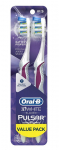 Oral-B 3D White Vivid Soft Toothbrush Twin Pack