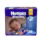 Sleeping Baby Tips Plus a Huggies OverNites Giveaway!