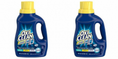 OxiClean Liquid Laundry Detergent Just $1.99/Bottle!