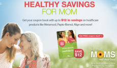 FREE P&G Coupon Booklet ($12 in Savings!)