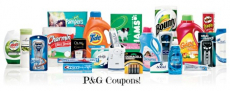 Tons of Great P&G Printable Coupons!