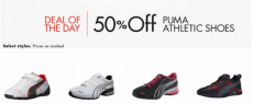 Amazon: 50% Off PUMA Running, Training & Fitness Shoes For The Whole Family!