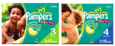 Pampers Jumbo Pack Diapers Just $5.17 Each at CVS