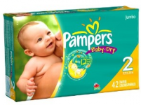 Pampers Jumbo Pack Diapers Just $4.99 at CVS