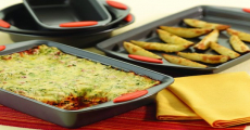 Save On Bakeware! Rachael Ray Oven Lovin' Non-Stick 5-Piece Bakeware Set Only $24.99!