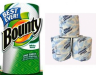 Toilet Paper and Paper Towel Coupon Deals Week of 2/2