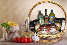 Wow! Enter For Your Chance To Win A Full Year of Pasta, Sauces, & Oils!