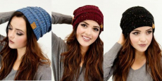 Adorable & Cozy Beanies Just $9.95! Reg $25!!!