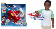 Best Price! Paw Patrol Lights & Sounds Air Patroller Plane ONLY $17.05!!!