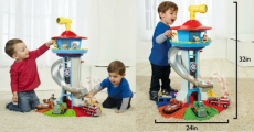 Paw Patrol My Size Lookout Tower ONLY $79.99 Shipped!