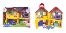 Peppa Pig's Deluxe House Only $22.49!