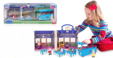 Peppa Pig Peppa's Back To School Playset Just $15.04 Shipped! Reg $70!!!