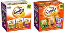 Pepperidge Farm Goldfish Snacks ONLY $0.22/Pack Shipped!