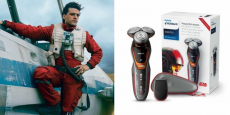 Philips Norelco Special Edition Star Wars Poe Wet & Dry Electric Shaver ONLY $89.99 Shipped!