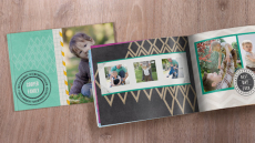 New! FREE Soft Cover 5″ x 7″ Photo Book!