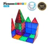 Picasso Tiles 60pcs Magnet Building Tiles $33.99 (REG $99.99)