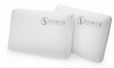 Groupon: Two-Pack of Somus Memory Foam Supreme Pillows Only $44.98! A $179.98 Value