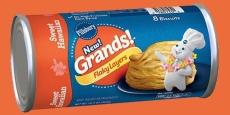 5 FREE Pillsbury Grands Sweet Hawaiian Biscuits or Dinner Rolls!