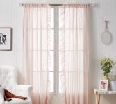 Pioneer Woman Ruffle Pole Top Curtain Panel $10 (REG $24.98)
