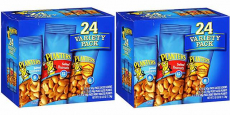 Amazon: Planters Nut 24-Count Variety Pack Just $6.38 Shipped!