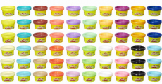 Walmart: Play-Doh 60th Anniversary Celebration 60 Pack Only $9.94!
