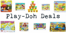HOT!!! Play-Doh Deals Starting At Just $4.88 Today!