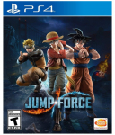 PlayStation 4 – Jump force, Standard Edition $28.82 (REG $59.99)