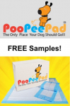 Free Sample of PooPeePads Dog Pads