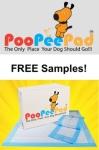 Free Sample of PooPeePads Dog Pads