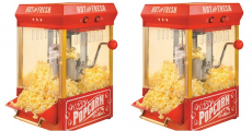 Enter To Win This Nostalgia 2.5-Ounce Kettle Popcorn Popper!