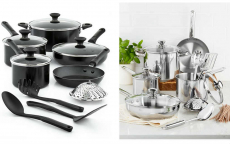 Tools of the Trade 13-Piece Cookware Set Only $47.99 (reg $120) + FREE Shipping!