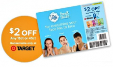 Puffs Fresh Faces $2 off Coupon
