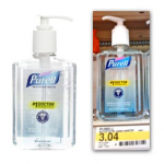 Purell Hand Sanitizer Just $1.04 After Stacked Coupons at Target!