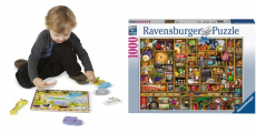 Amazon: Save Up to 55% Off Puzzles! Prices Start At $7.99!